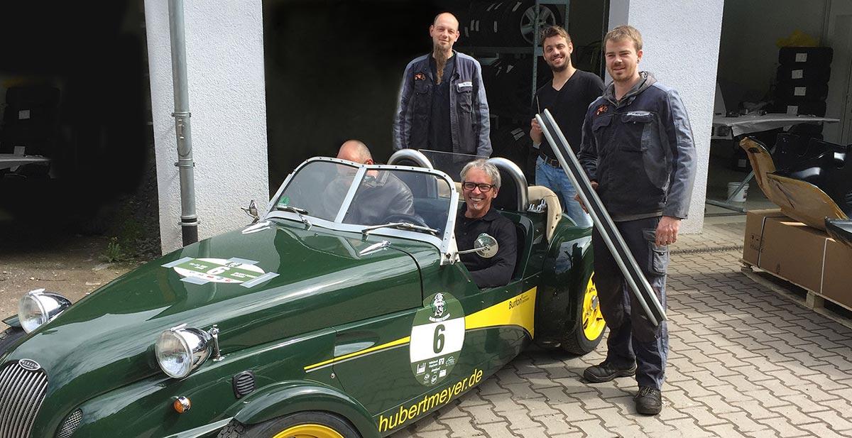 Huberts Team